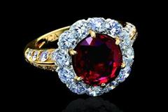 各种宝石戒指的爱情寓意