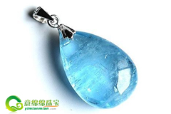 海蓝宝石的作用