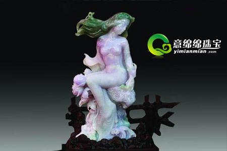 带大家鉴赏一组王朝阳雕刻大师的翡翠作品