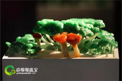 玉雕师王俊懿的雕刻作品鉴赏