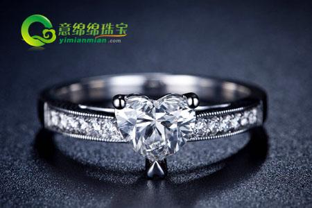 钻戒怎么选 如何挑选钻石戒指?