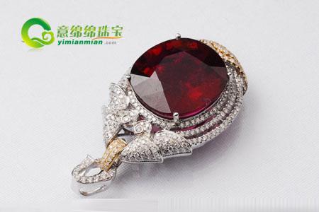 红宝石价格影响因素