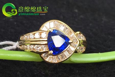 蓝宝石的保养 如何保养蓝宝石?
