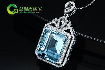 海蓝宝石有什么特征 海蓝宝石的特征介绍