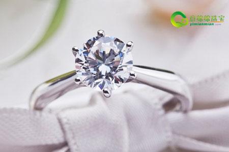 钻石戒指如何清洗钻戒的清洗方法