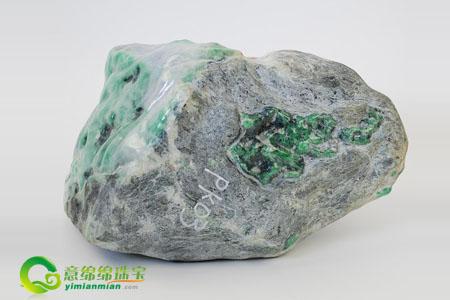 如何从表面辨别翡翠原石的好坏?