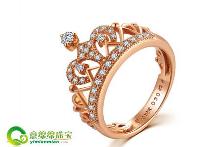 18K金钻石戒指会变色吗?18K金钻戒变色了怎么办?