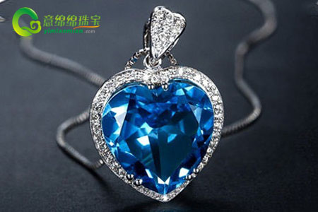 蓝钻石和蓝宝石两者有何区别