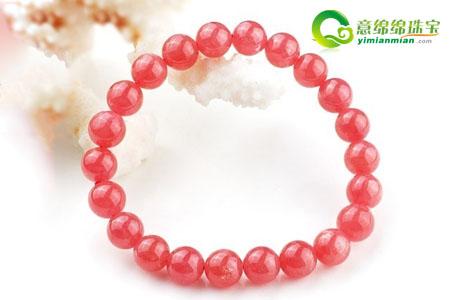 红纹石介绍,红纹石与粉水晶哪个更招桃花?