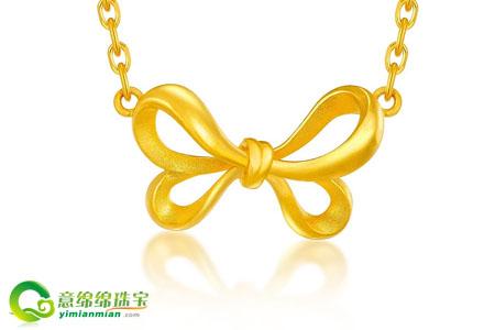 黄金项链的款式和优缺点