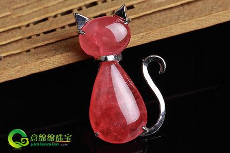 冰种红纹石的介绍红纹石手链的保养