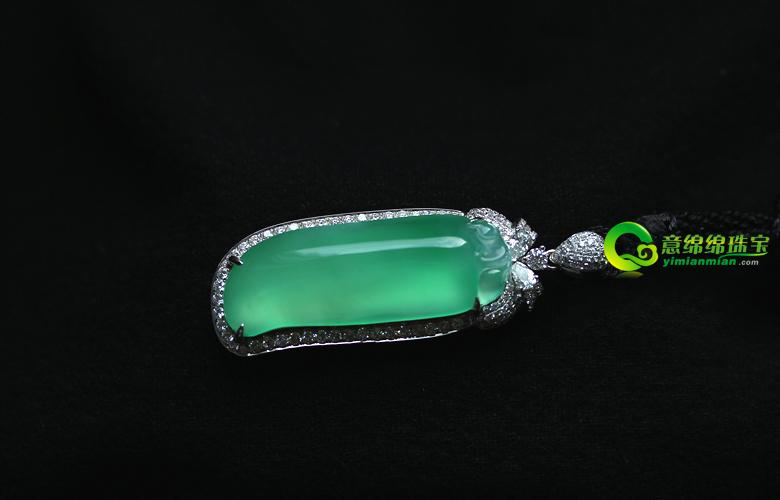 初步了解老坑玻璃种翡翠 掌握玻璃种翡翠的特点
