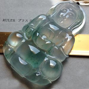 神仙玉骨天然缅甸老坑A货玻璃种飘花翡翠美高梅娱乐手机版官网挂件