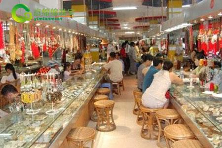 云南瑞丽翡翠市场