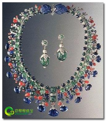 Cartier(巴黎宝石商)珠宝商中的皇帝