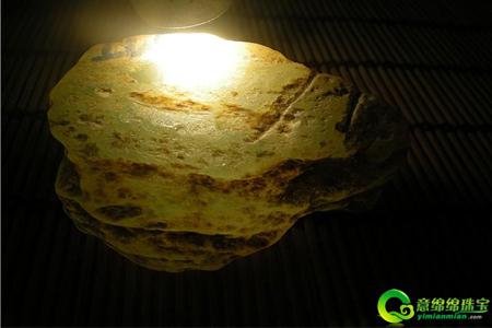 翡翠原石图片